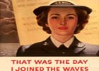 WAVES US Navy WWII Recruitment