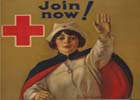 WWI Join Now The Red Cross