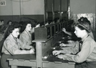 WACs at Long Switchboard Table